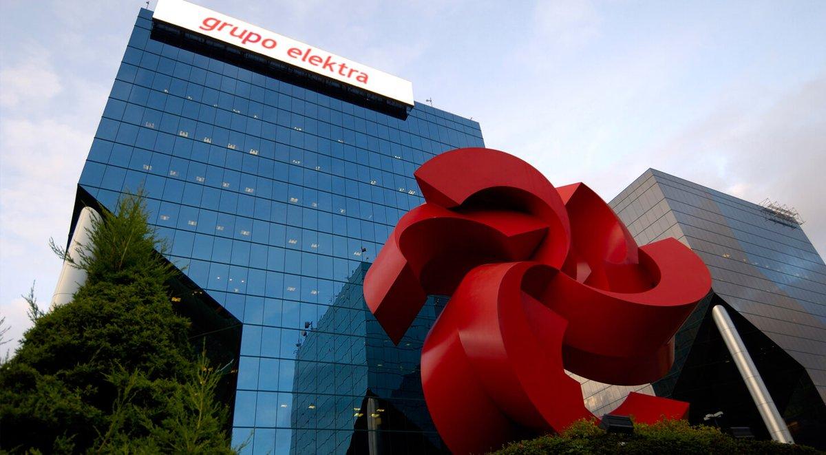 Elektra coloca certificados por 5,000 millones de pesos en Biva