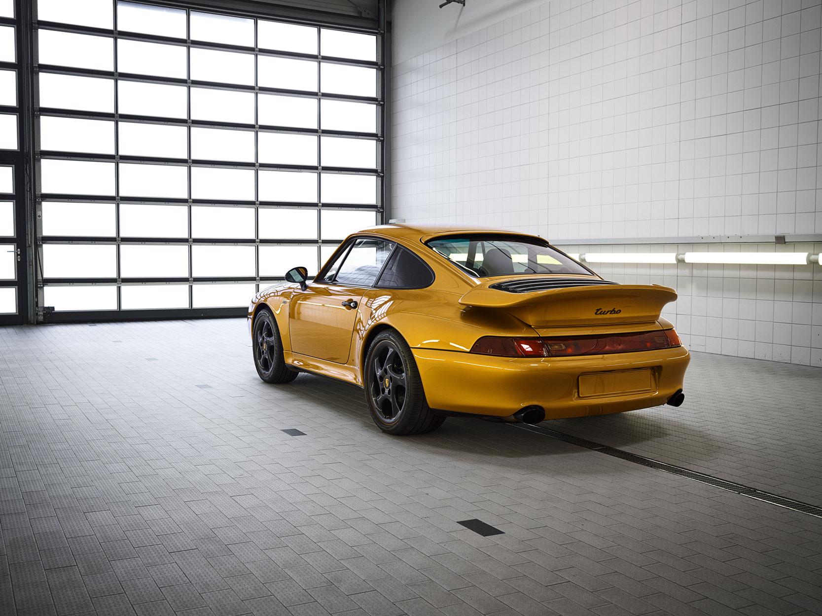 Project Gold de Porsche