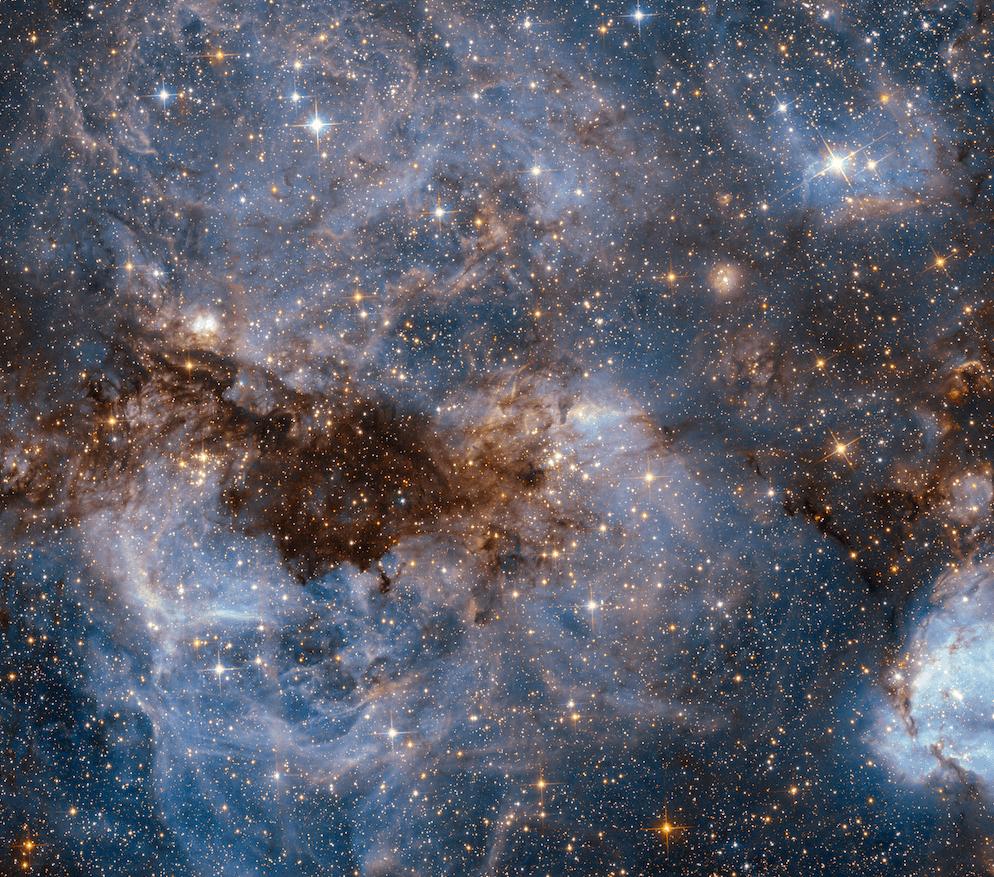 Astrónomos investigan señales de radio en el espacio profundo