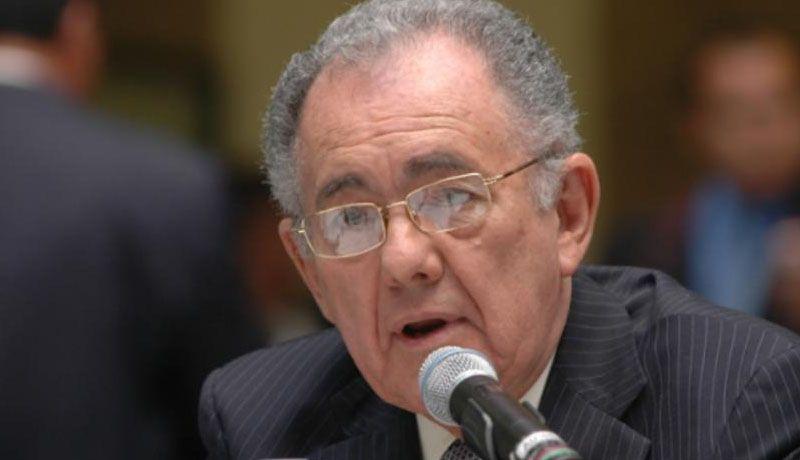 Jiménez Espriú señaló que propiedad en Houston es de su hijo