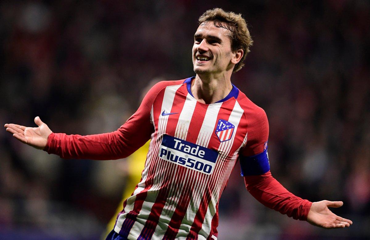 Antoine Griezmann anunció su salida del Atlético de Madrid