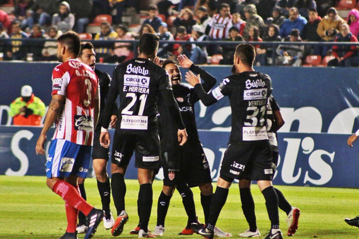Necaxa inicia con triunfo en Copa MX frente Atlético San Luis
