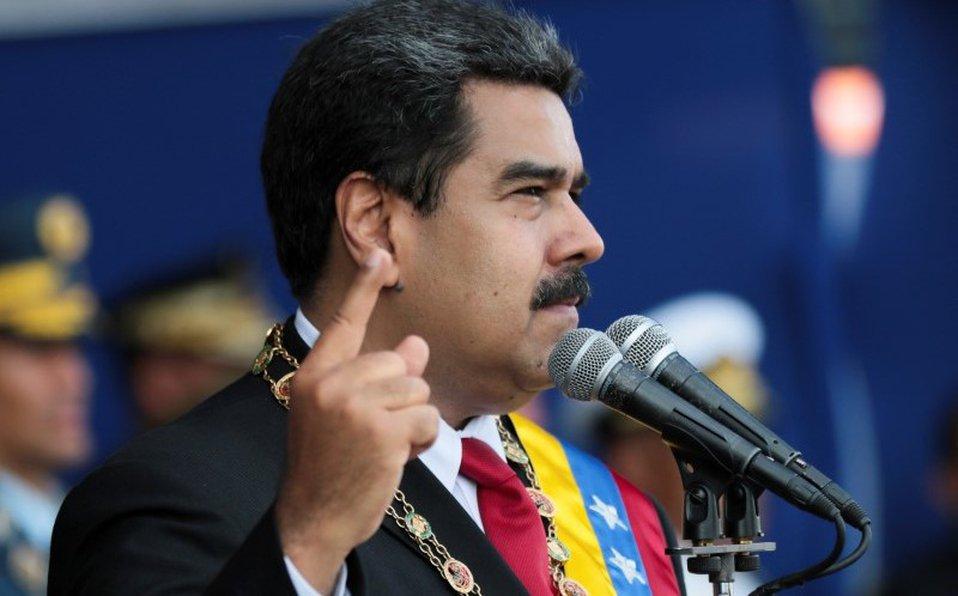 """Nicolás Maduro afirmó en la mañana que """"no va a permitir el show"""" de la ayuda humanitaria"""