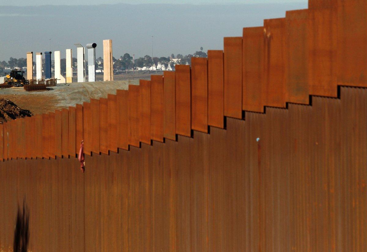 Congreso de Estados Unidos logró acuerdo para evitar cierre; da fondos para el muro fronterizo
