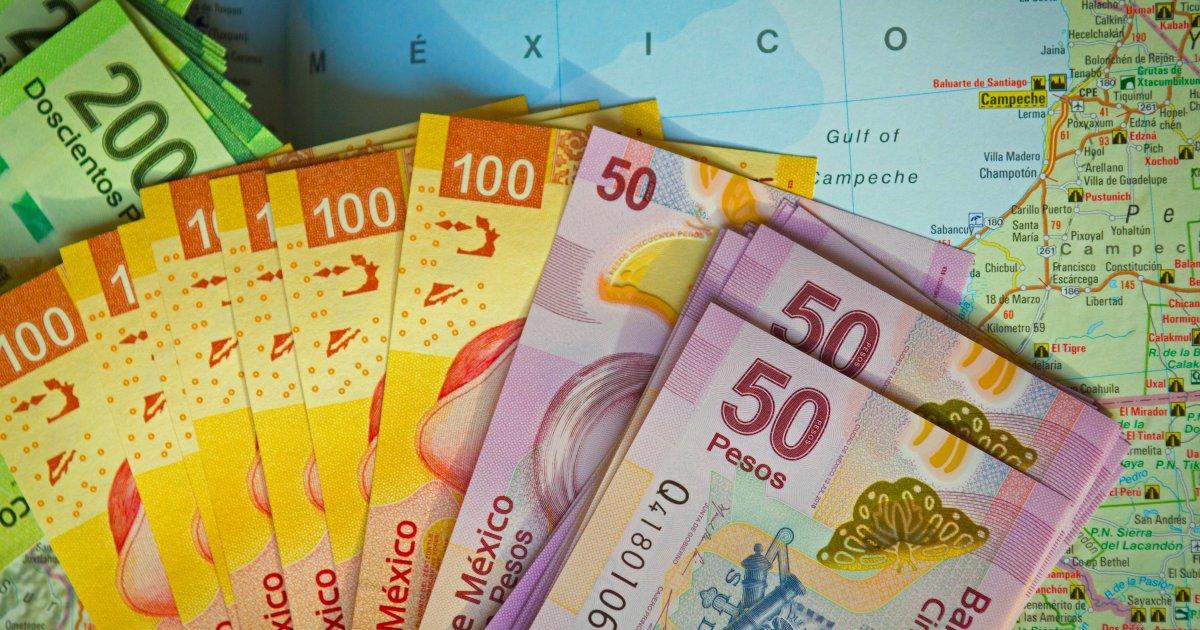 El peso inicia la sesión con una apreciación de 0.36% o 6.9 centavos, cotizando alrededor de 19.10 pesos por dólar