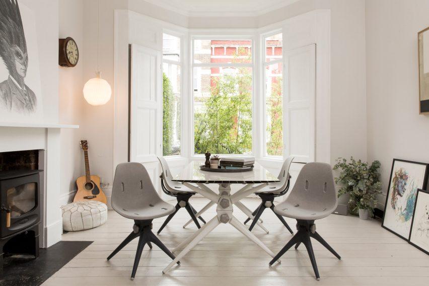 Muebles reciclados de lujo, lo último para casas ecológicas y sofisticadas