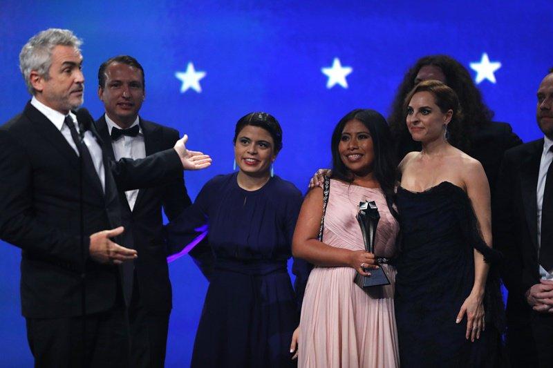 "Tras Globos y Critic's Choice, ""Roma"" se perfila como seria aspirante al Oscar"