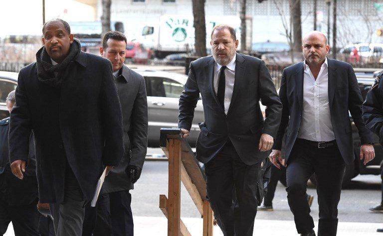 Libro revelará detalles de agresión sexual en el caso Weinstein