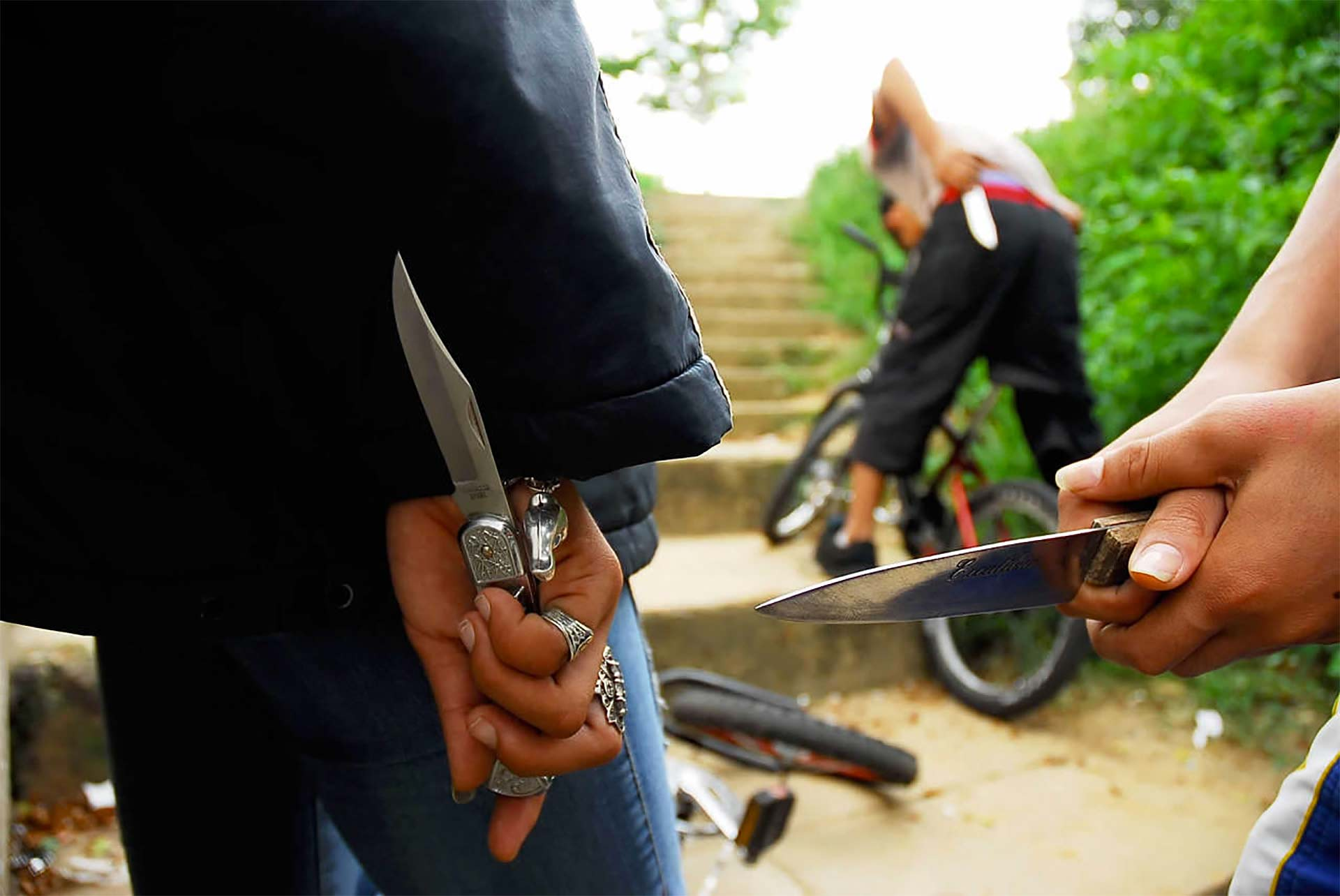 Aumento de violencia juvenil, problema de salud pública emergente
