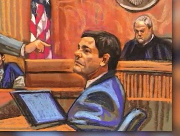 """#Internacionales   Jurado anunció que llegó a un veredicto en el juicio de """"El Chapo"""""""
