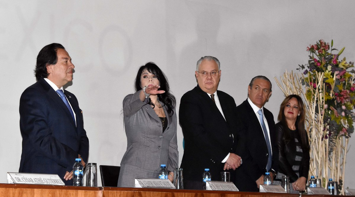 Guadalupe Mercedes Guerrero, nueva directora del Hospital General de México