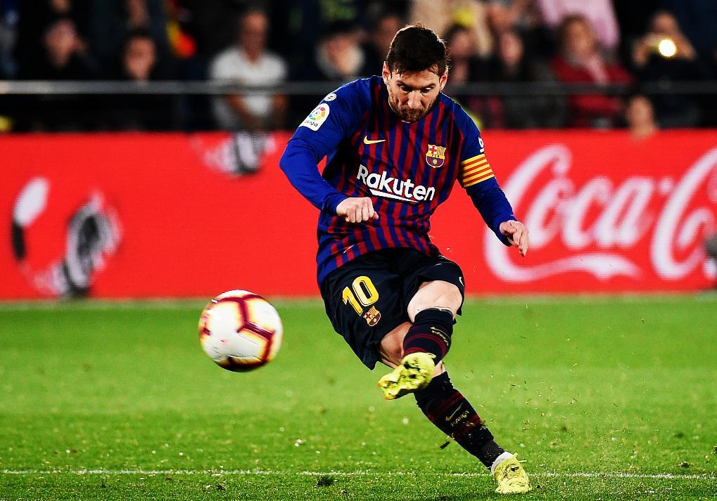 Barcelona quiere tener a Lionel Messi de por vida