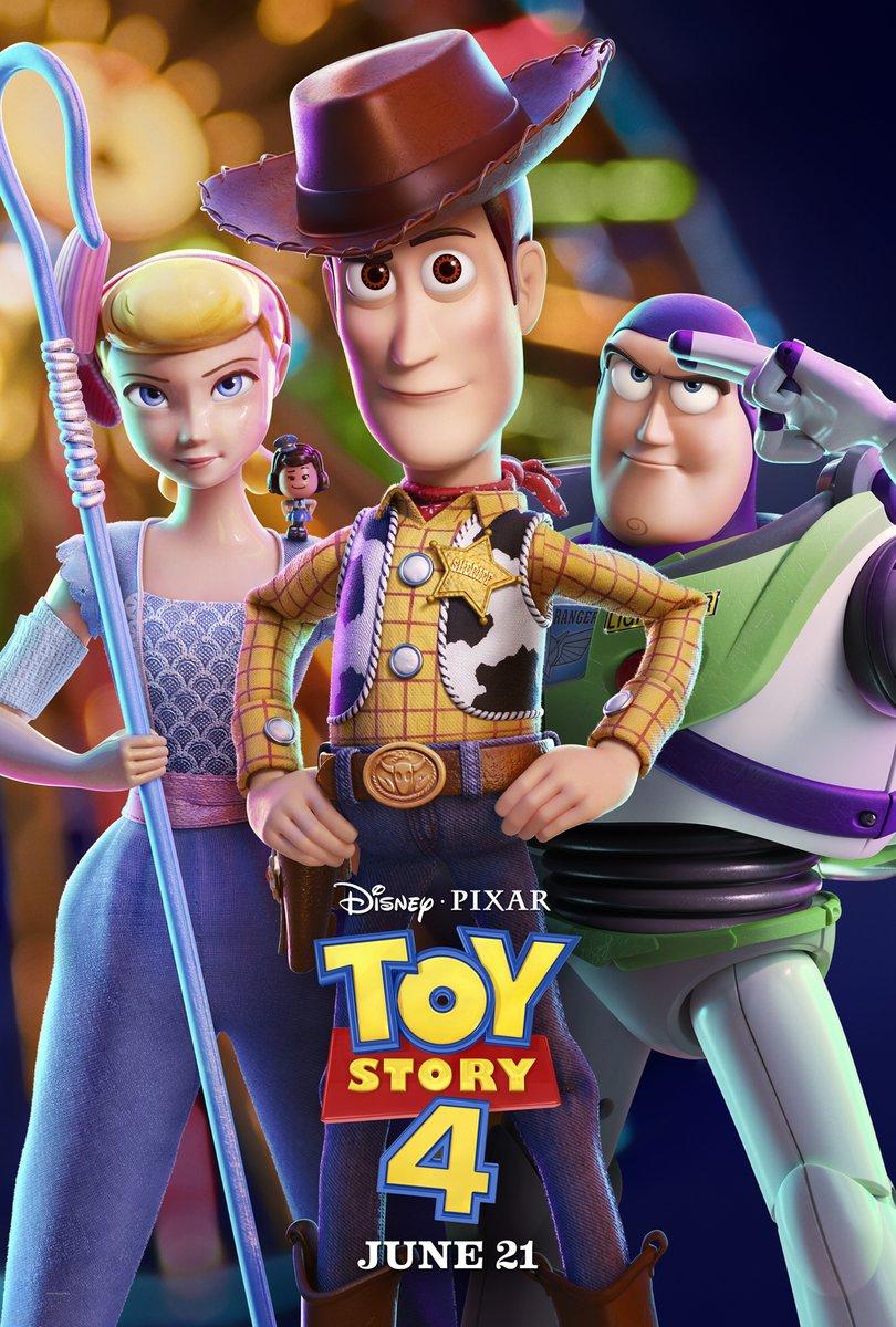"""Nuevo adelanto de """"Toy Story 4"""""""