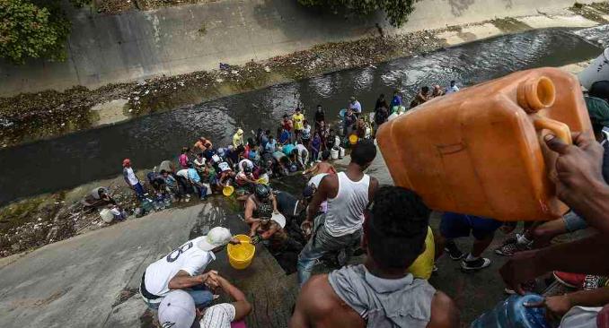 El autoritarismo venezolano y el Callejón de los Brujos