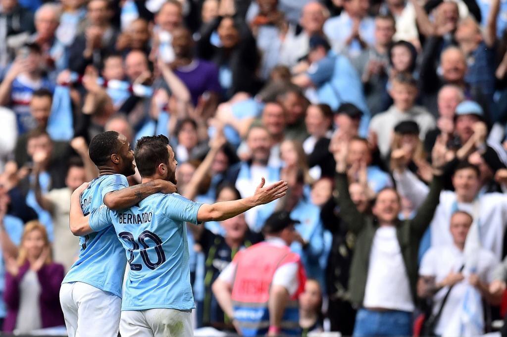 Manchester City hace historia al llevarse la FA Cup
