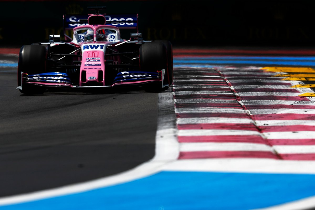 Hidrosina firma tregua y va a la F1