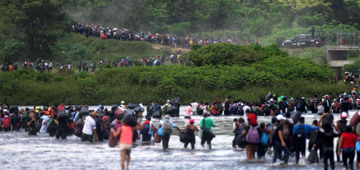 """Estados Unidos pidió a México """"hacer más"""" en migración"""