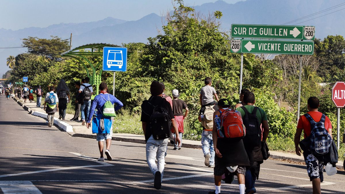 Migración: una propuesta de principios y derechos humanos