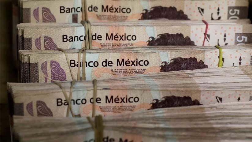 El peso cerró cotizando alrededor de 19.71 pesos por dólar, sin cambios con respecto a la sesión previa