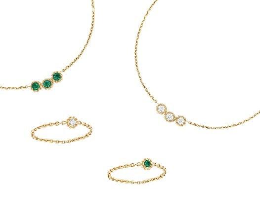 Nueva colección de joyas en miniatura de Dior