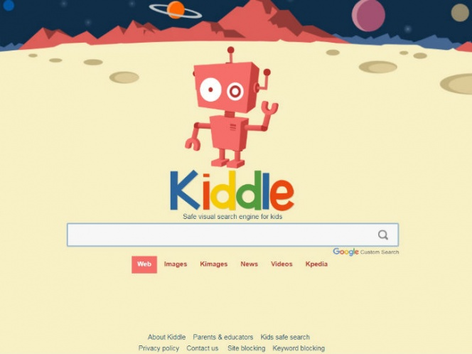 Kiddle, el buscador alternativo de Google
