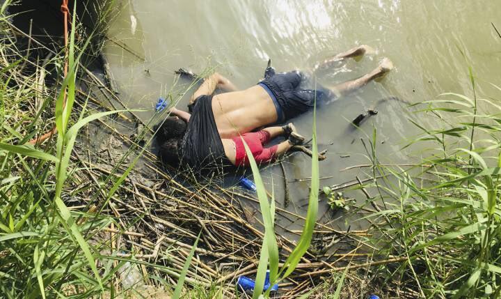 Valeria y Óscar: vergüenza en la frontera