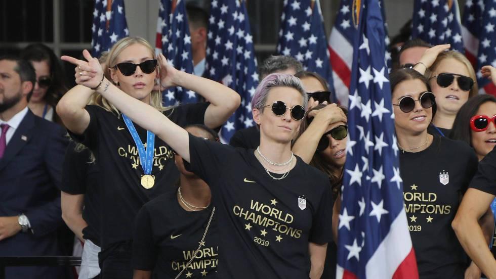Donald Trump y Gianni Infantino tratan equidad en fútbol femenil y Mundial 2026