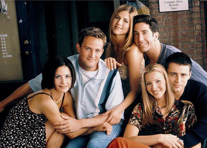 """""""Friends"""" se mudará de plataforma para 2020"""