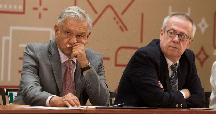 López Obrador reconoció discrepancias con Carlos Urzúa por Plan Nacional de Desarrollo