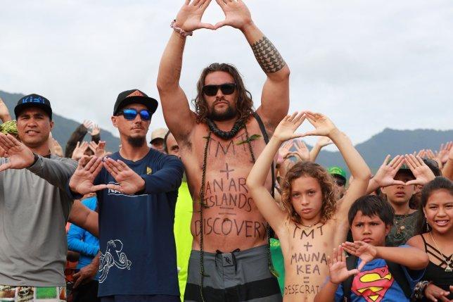 Jason Momoa, de superhéroe de la Atlantis a salvador de su tierra