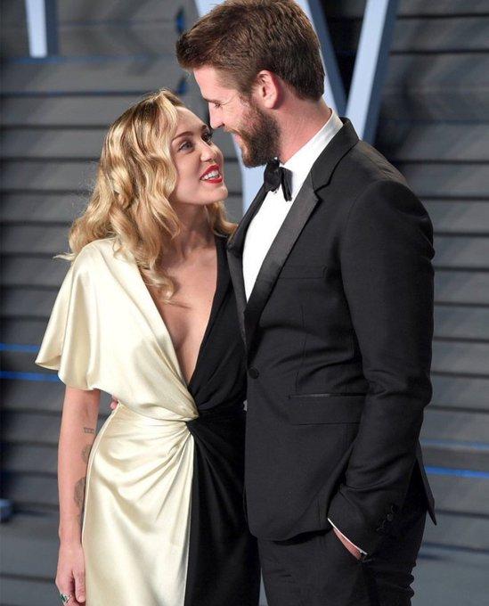 Miley Cyrus y Liam Hemsworth se separan después de 8 meses de casados