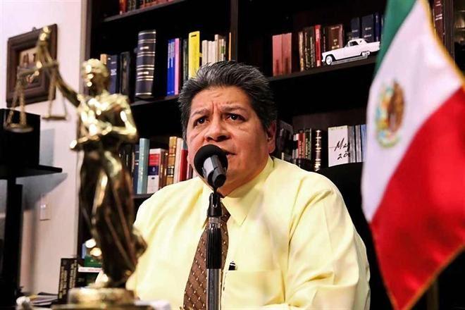 El regreso del Juez Felipe Consuelo Soto