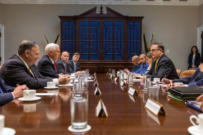 México plantea congelar tráfico ilícito de armas desde Estados Unidos: Marcelo Ebrard