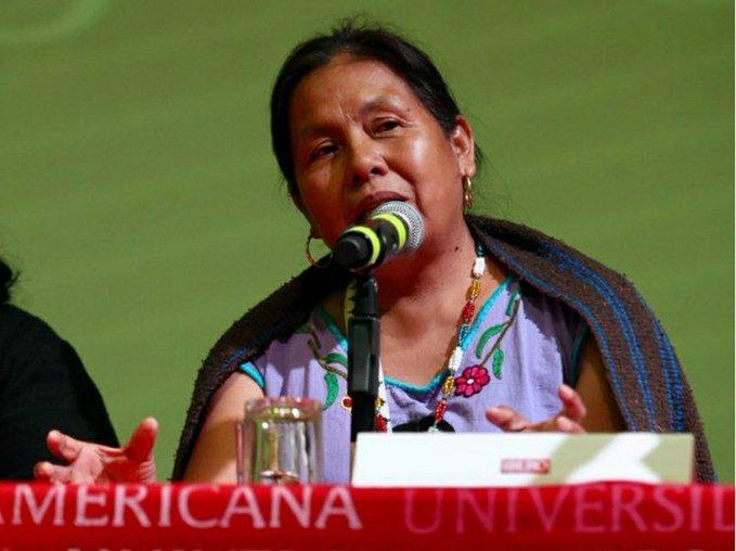 Ha crecido represión indígena desde que llegó la 4T: Marichuy