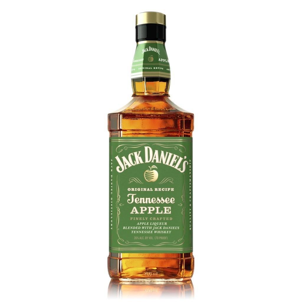 Jack Daniel's y su nuevo sabor manzana